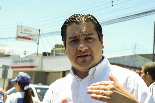 Sergio Mena aseguró que Fabricio Alvarado sorprenderá como presidente