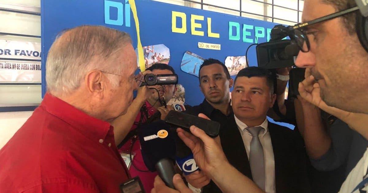 """Miguel Ángel Rodríguez: """"pido a los socialcristianos que vuelvan a su casa"""""""