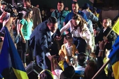 "Fabricio Alvarado: ""No estamos tristes, hoy hicimos historia"""