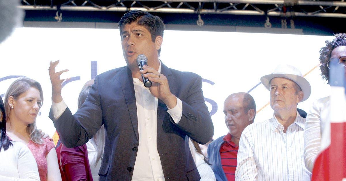 Carlos Alvarado logra contundente victoria