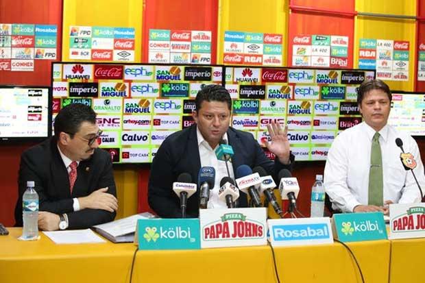 Herediano presentó a nuevo presidente que sustituirá a David Patey