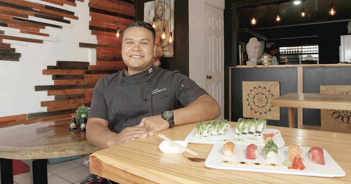 Joven nicaragüense pasó de ayudante en hotel a crear su negocio