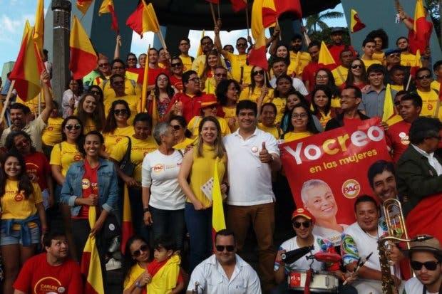 Coalición Costa Rica pide no bajar la guardia y seguir trabajando