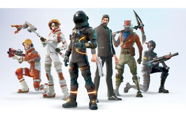 Fortnite conquista los videojuegos deportivos