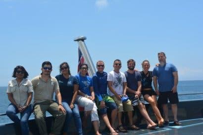 Expedición científica estudiará ruta marina entre las islas Galápagos e isla del Coco