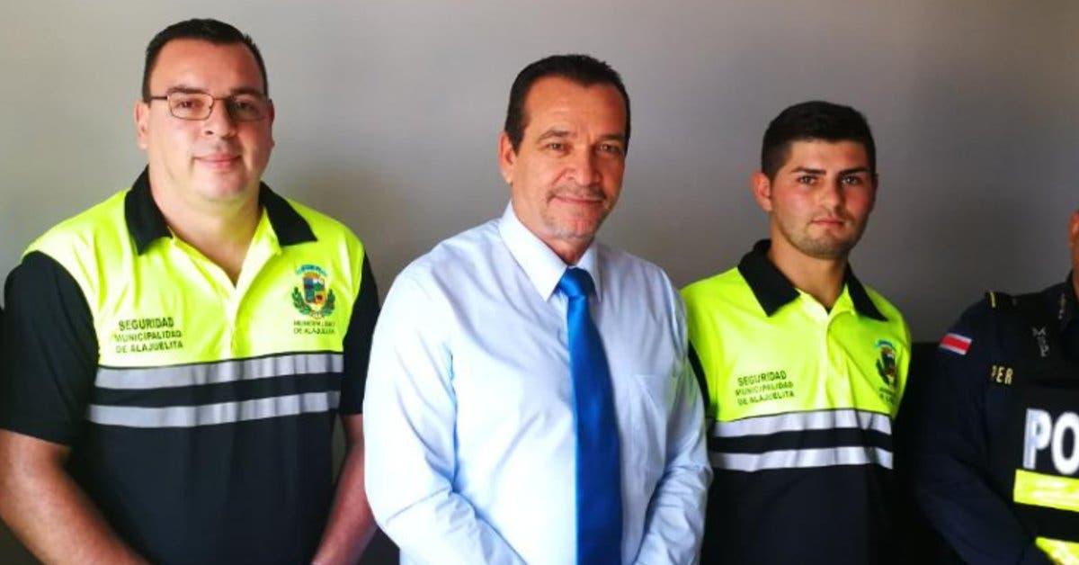 Alajuelita contará con Policía Municipal y cámaras de vigilancia