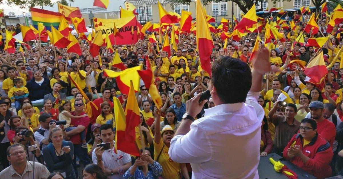 Carlos Alvarado niega invitación de Solís para viajar a cumbre de presidentes