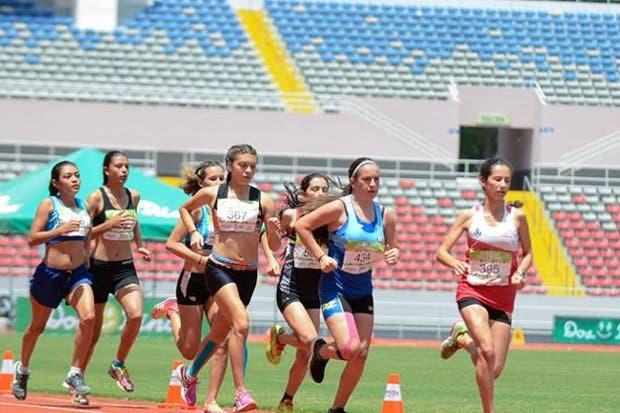 Iniciaron las eliminatorias para los Juegos Nacionales en atletismo