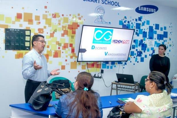 Samsung capacitó docentes en tecnología y redes sociales