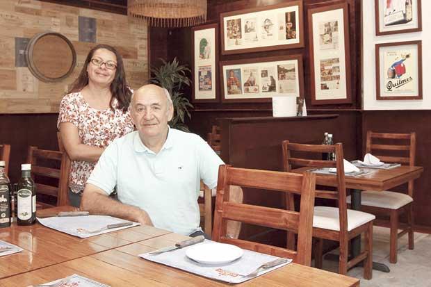 Franquicias de restaurantes nacionales reducen sus espacios