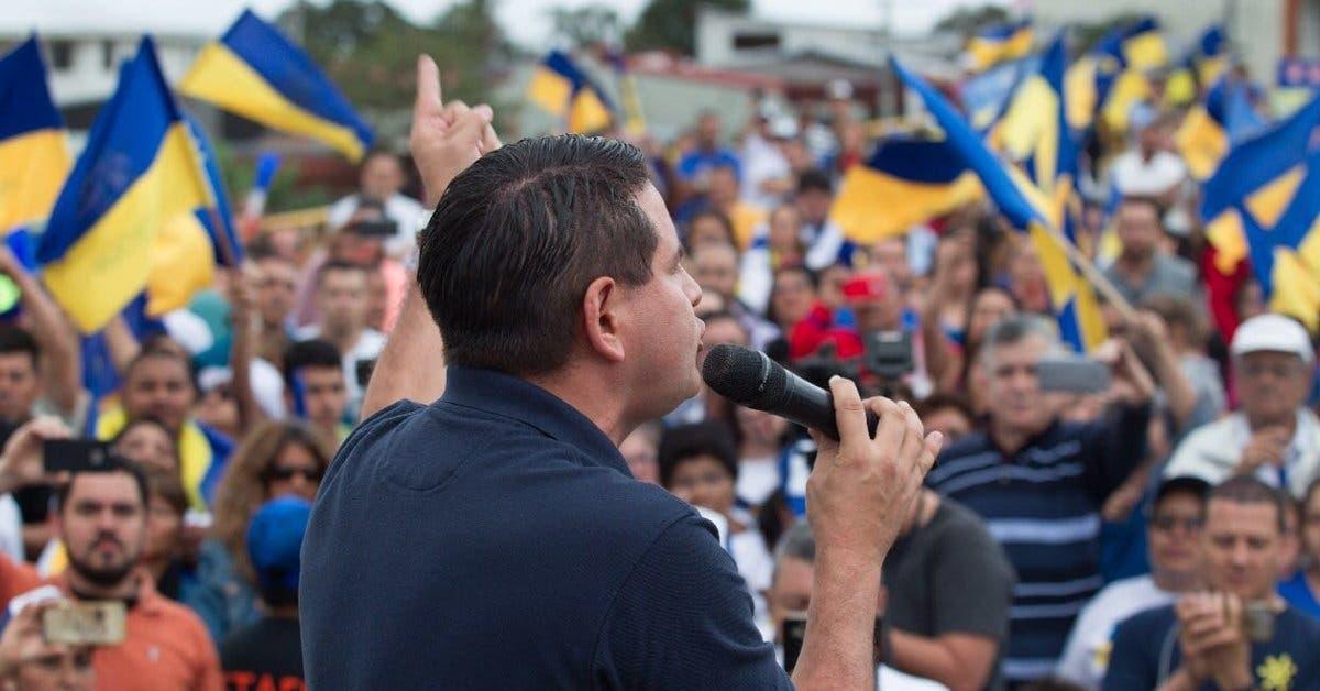 Fabricio Alvarado pide a sus seguidores no sugerir fraude electoral
