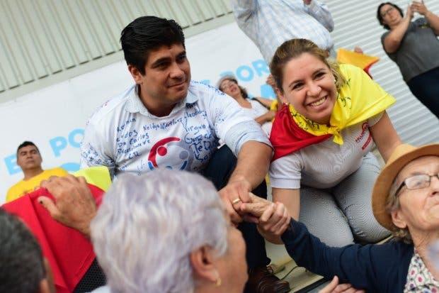 Carlos Alvarado quiere agenda concreta en gobierno de unidad nacional