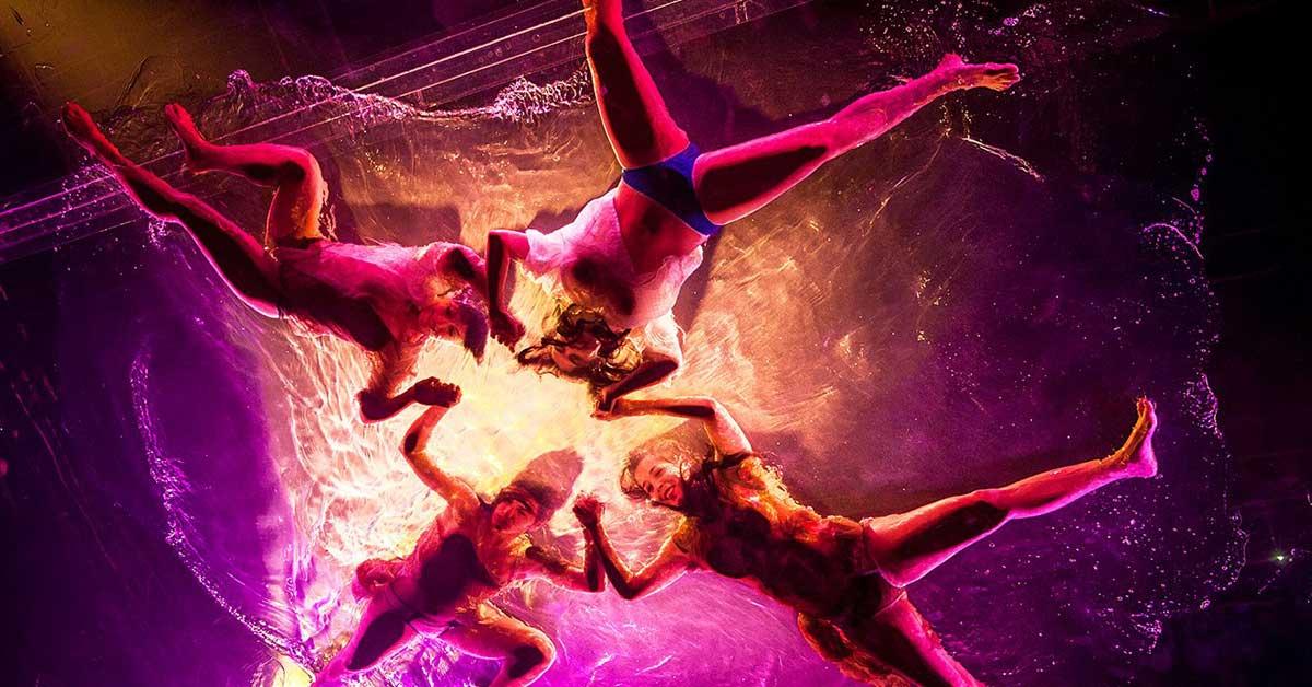"""Impresionante espectáculo """"Fuerza Bruta"""" se presentará en mayo"""