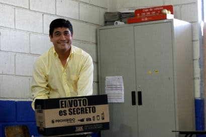 Carlos Alvarado dará a conocer gabinete a final de mes