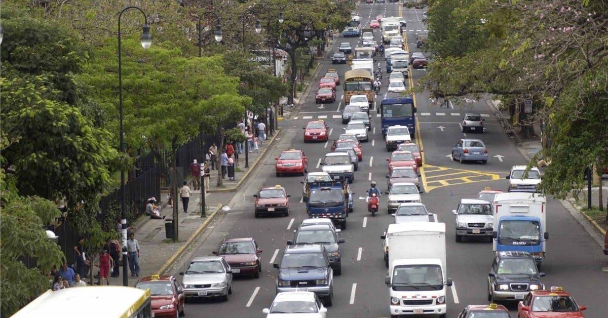 MOPT habilitó sistema para conocer cantidad de flujo vehicular diario