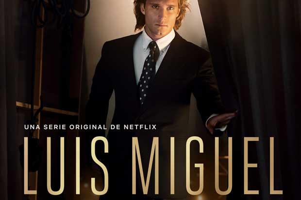 Netflix ya tiene fecha para el estreno de Luis Miguel La Serie