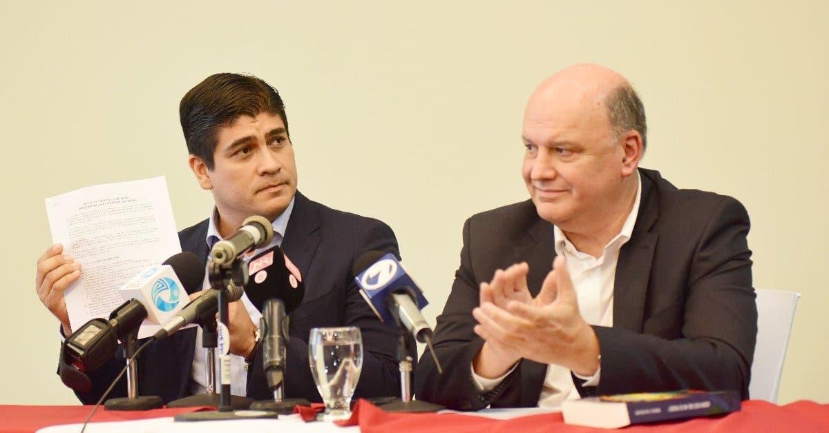 PUSC deja clara independencia con gobierno de Carlos Alvarado