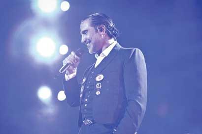 A menos de un mes, entradas para concierto de Alejandro Fernández se agotan