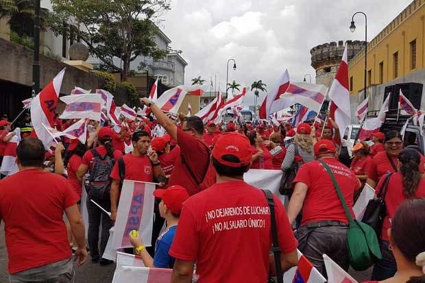 APSE le declarará la guerra a la reforma fiscal este sábado