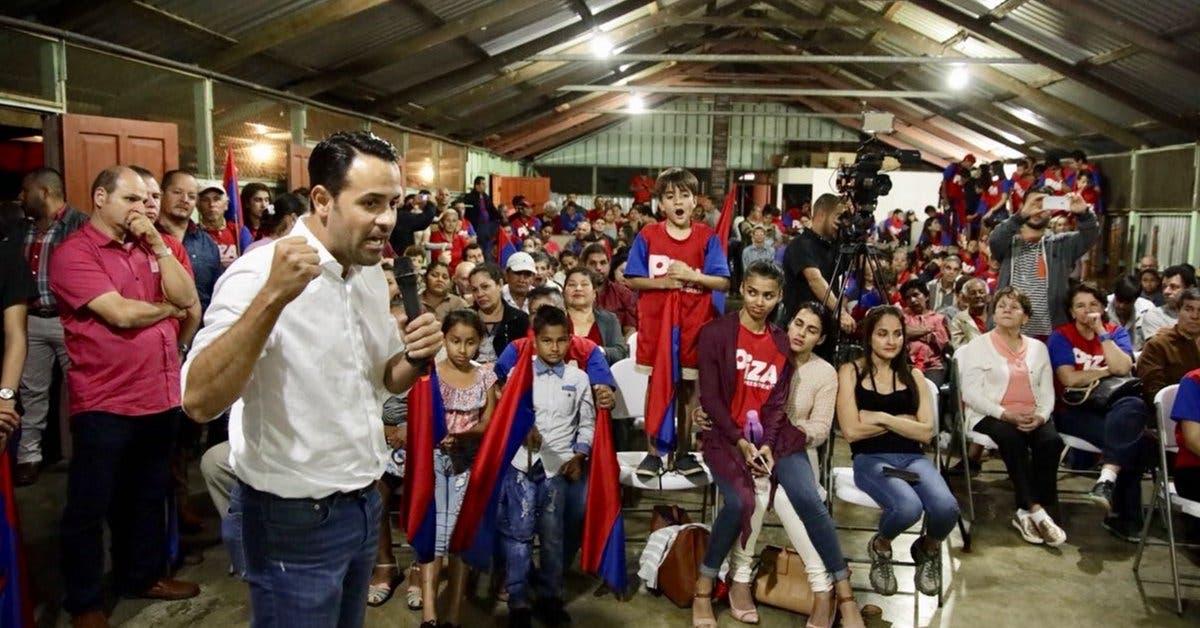 """Jefe de fracción del PUSC: """"Costa Rica creyó en una nueva generación de políticos"""""""