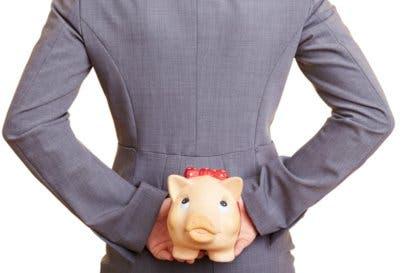 El 27% de las grandes empresas declara pérdidas o cero utilidades a Hacienda
