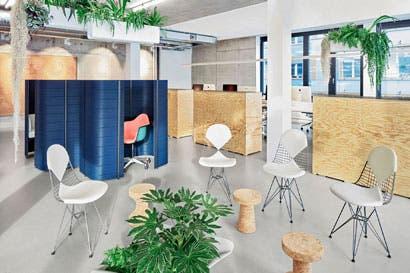 ¡La oficina del futuro!