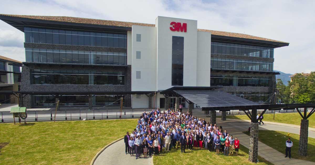 3M proyecta expansión en el país y la generación de unos 200 empleos