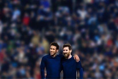 Mastercard ficha a Lio Messi y Neymar Jr para combatir el hambre