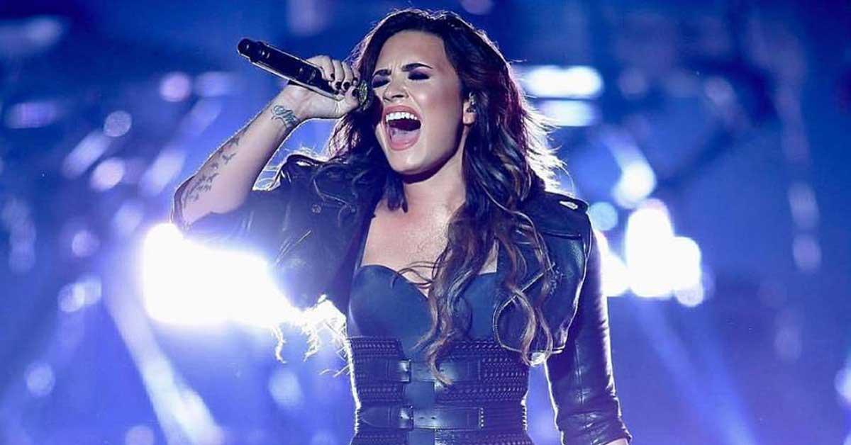 Cancelado concierto de Demi Lovato en Costa Rica