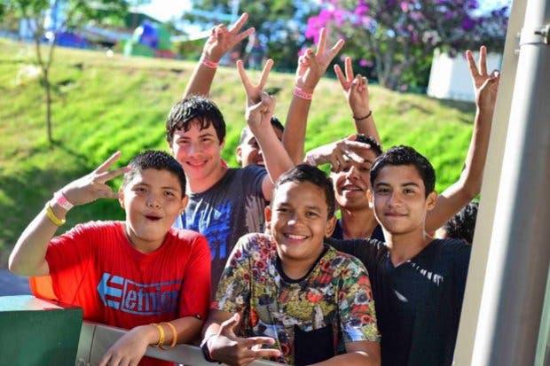Parque Diversiones arrancó giras educativas