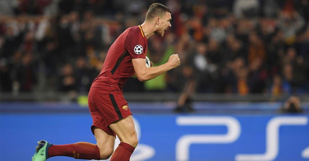 Noche mágica de Champions para la Roma: eliminó al Barça