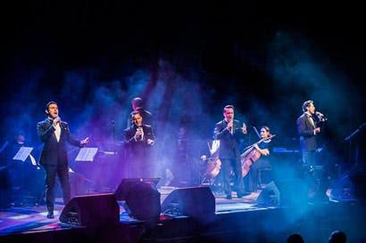 """""""Los Tenores"""" ofrecerán concierto gratuito en el marco del FIA"""