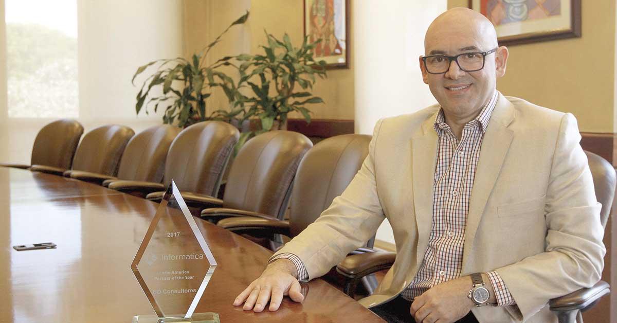 Empresa tica destaca en mercado de datos regional