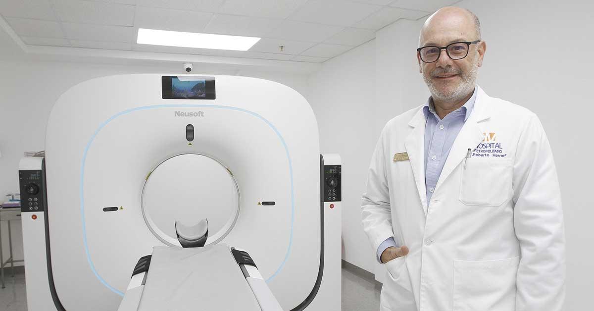 Nuevo TAC detecta tumores y males cardiacos en menor tiempo