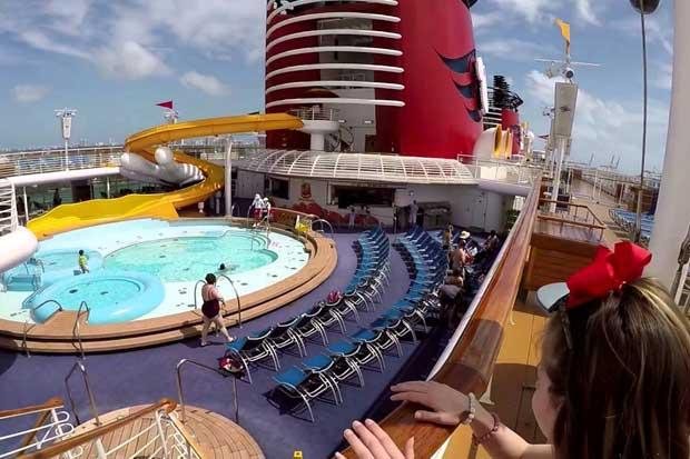 Puntarenas prepara espectáculo para la llegada de crucero Disney
