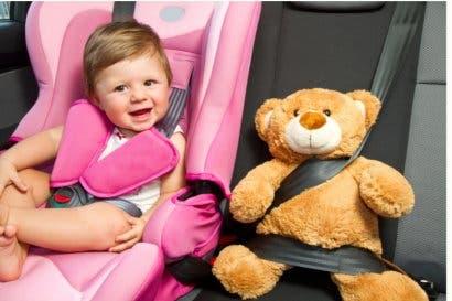 Multa por no usar silla de seguridad para menores aumenta a ¢211 mil