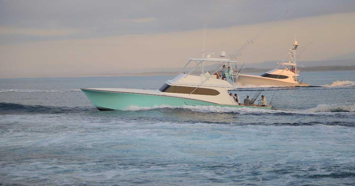 Quepos es sede de importante evento de pesca deportiva