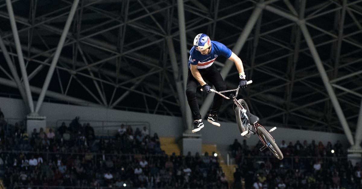 Tico Kenneth Tencio, dos del mundo en BMX, dará show gratuito en Curridabat