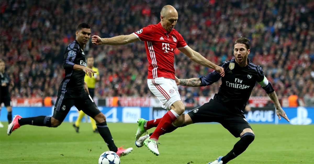 ¡Otra vez! Clásico europeo destaca en semifinales de Champions
