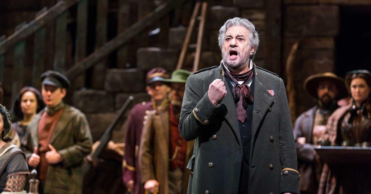 Ópera Luisa Miller se disfrutará mañana en el Eugene O´Neill