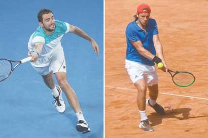 ¡Semifinales Copa Davis listas!