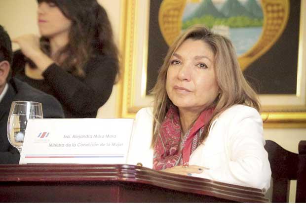 INAMU lanza política de igualdad de género