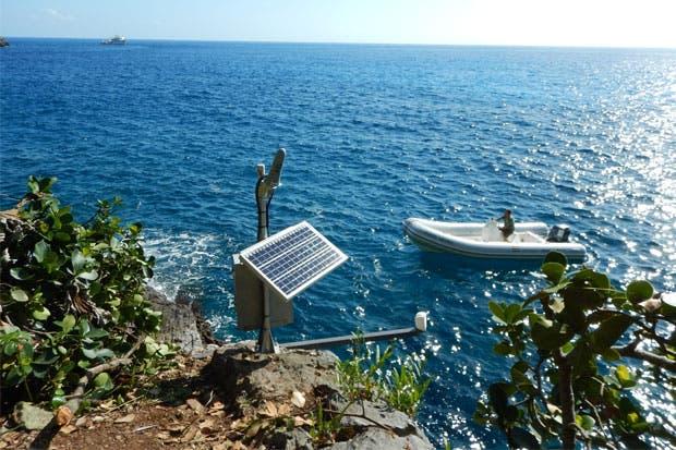 Isla del Coco estrena monitor de tsunamis