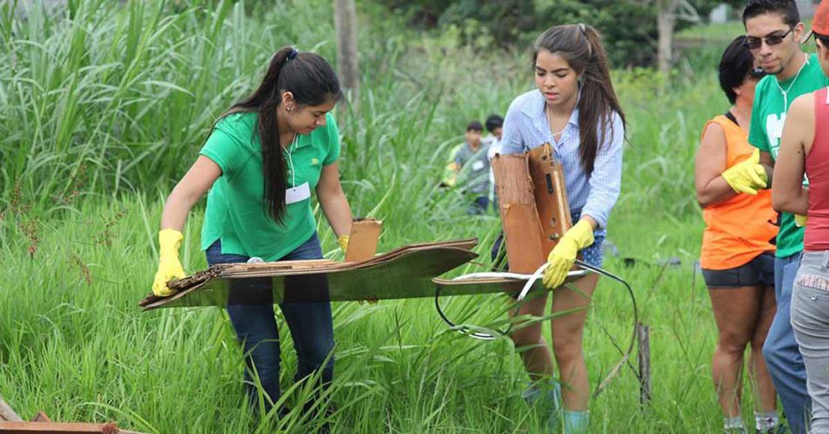 Jóvenes podrán unirse como voluntarios en pro del María Aguilar