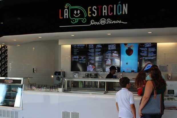 Dos Pinos abrirá mañana segundo local de La Estación en Escazú