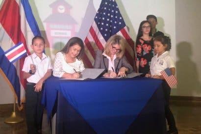 MEP fortalecerá enseñanza del inglés de la mano de Estados Unidos