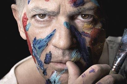 Antonio Banderas se pone en la piel de Picasso