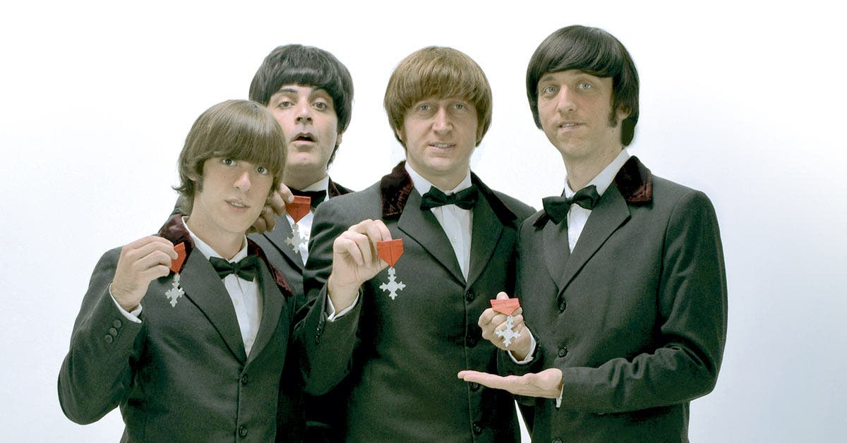 Los Beatles revivirán en Costa Rica