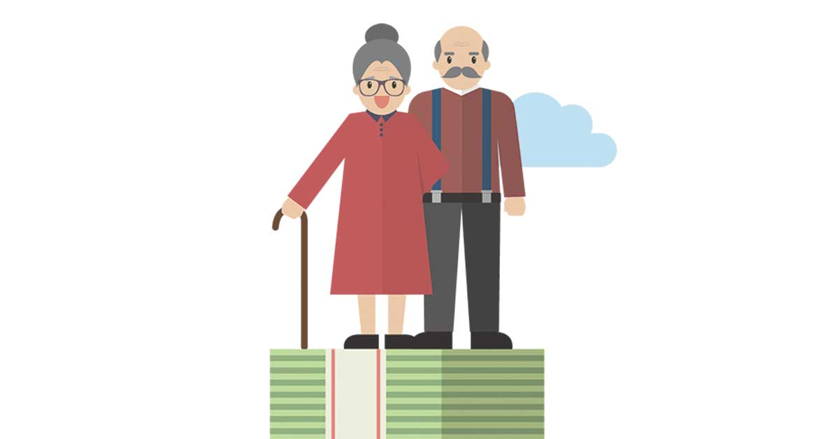 ¿Qué ha pasado con su pensión voluntaria, o no tiene?
