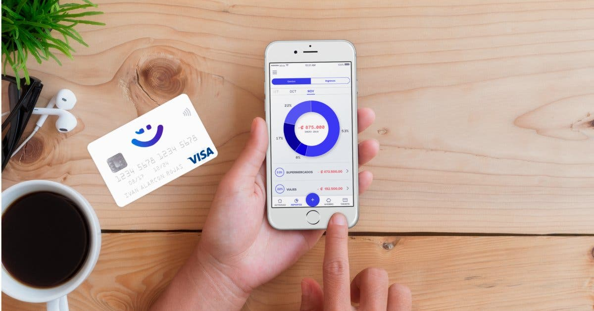 Llegó al país el único servicio financiero 100% digital
